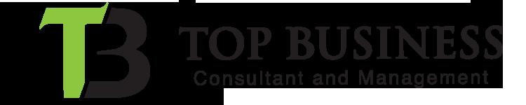 top business site logo
