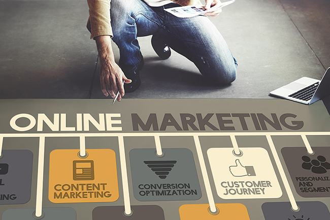 Marketing Online Strategy : MOS